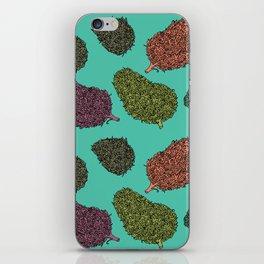 420 Nug Pattern iPhone Skin