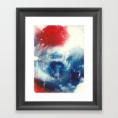 Tsunami Framed Art Print