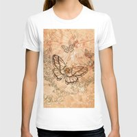 butterflies T-shirts featuring Butterflies by nicky2342