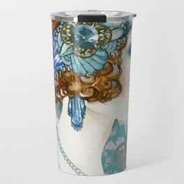 Mina - the twenties Travel Mug