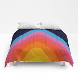 Colorful Peaks Comforters