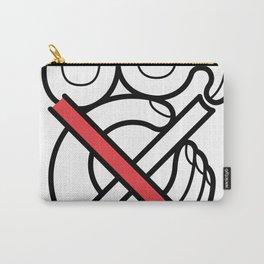 No Fumar/No Smoking Carry-All Pouch