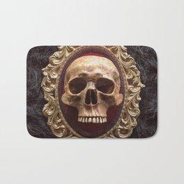 Catacomb Culture - Vintage Human Skull Bath Mat