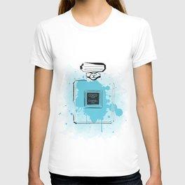 Blue Perfume #2 T-shirt