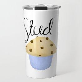 Stud Muffin Travel Mug