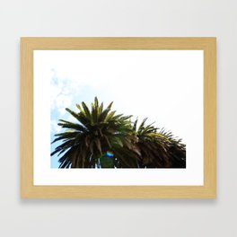Dreamin' of Malibu. Framed Art Print