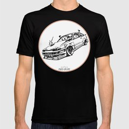 Crazy Car Art 0008 T-shirt