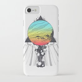 Filtering Reality iPhone Case