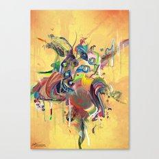 Etilazh Canvas Print