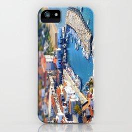 Miniature Port iPhone Case