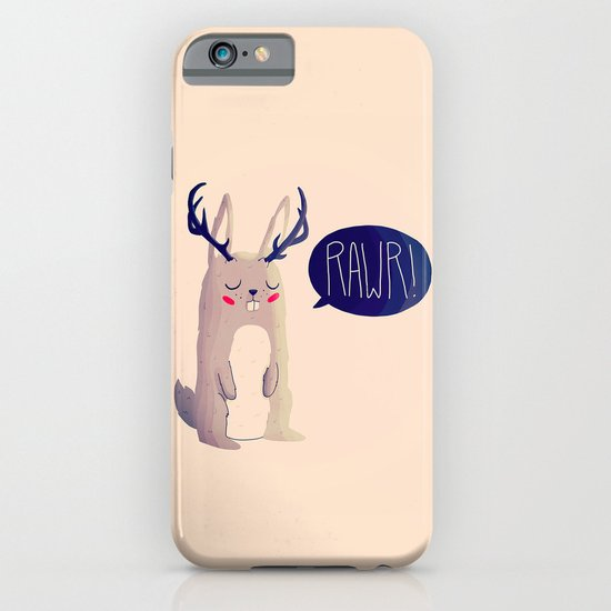 Fearsome Critter iPhone & iPod Case