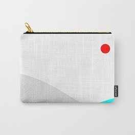 Minimal Space Carry-All Pouch