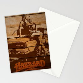 Hazzard Wood Stationery Cards