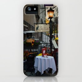 A Little bit of Paris in NYC iPhone Case