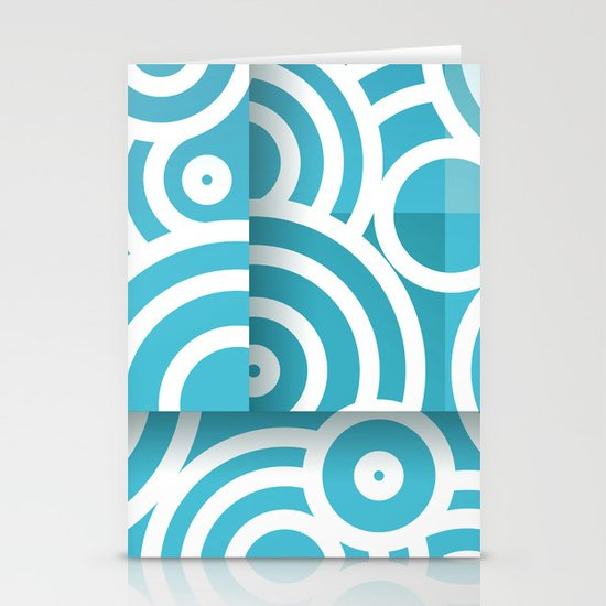 optical illusion_1 Stationery Cards