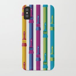 Color Your World iPhone Case
