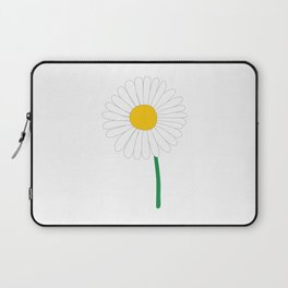Daisy Illustration Laptop Sleeve