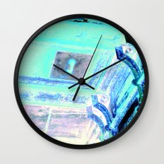 God is in the Details Wall Clock