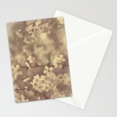 There was a Spring Stationery Cards