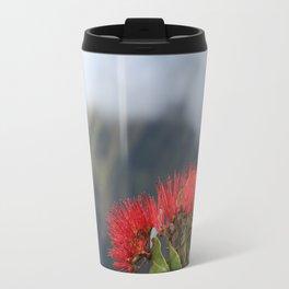 Lehua ʻUlaʻula o Kalalau Travel Mug