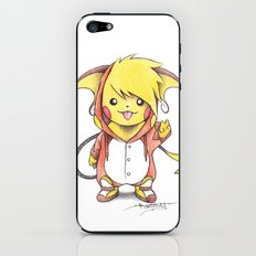 Spark of Brilliance iPhone & iPod Skin