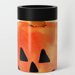 Trick or Treat Jack-O-Lantern, Halloween Pumpkin Can Cooler