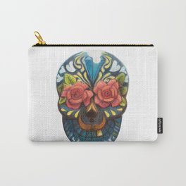 mexican skull Carry-All Pouch