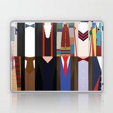 The 12 Doctors Laptop & iPad Skin