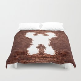 Wreck It - Ralph Duvet Cover