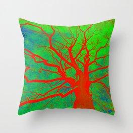 Tree of Life  ( Neuronal Edition ) 2019 Throw Pillow