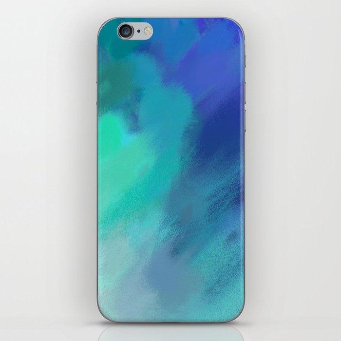 Blurred Memories iPhone Skin