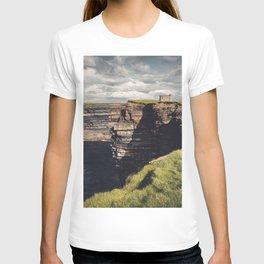 Irish Sea Cliffs T-shirt