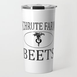 Schrute Farms Beets Travel Mug