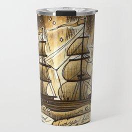 Sailing Winds Travel Mug