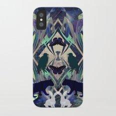 In the Jungle iPhone X Slim Case