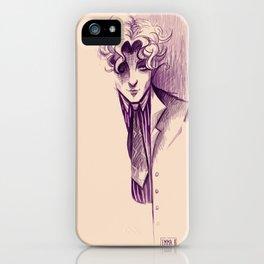 Yoshikage Kira iPhone Case