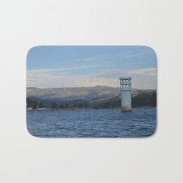 Lonely Tower Bath Mat