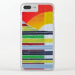 Strata Clear iPhone Case