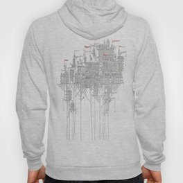 Zenobia the Invisible City Hoody