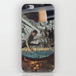 New World iPhone Skin