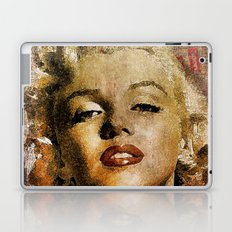 Madame Maryline Laptop & iPad Skin
