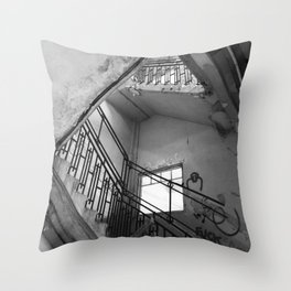 stairs up… Throw Pillow