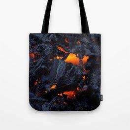 Kilauea Lava Tote Bag