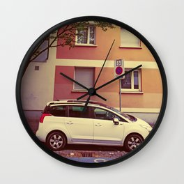 Peugeot 5008 - The Smooth Talker Wall Clock
