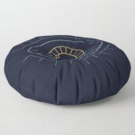 Eye Sea Floor Pillow