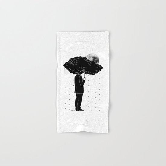 My life is a Storm Hand & Bath Towel