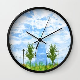 another way Wall Clock