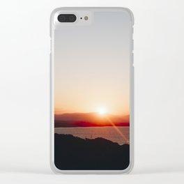 Byron Bay, Australia Clear iPhone Case