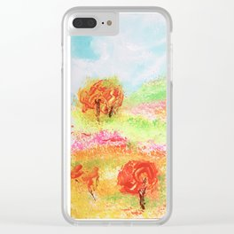 'Country' Clear iPhone Case
