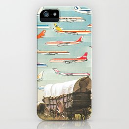 Over There Yonder iPhone Case